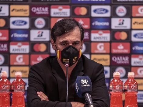 ¿Se queda?: Fabián Bustos habló de su renovación con Barcelona SC
