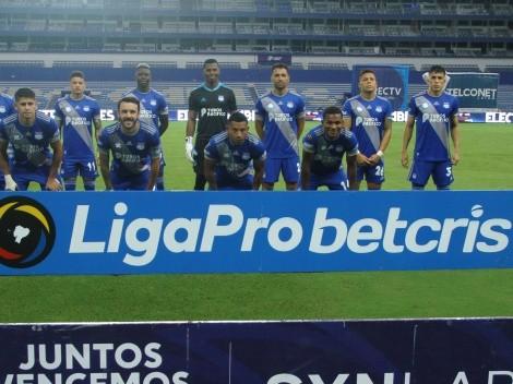 Confirmado: CONMEBOL aplazó el partido de Emelec frente a Deportes Tolima