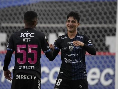 Independiente del Valle barrió a Liga de Quito y se acercó a la cima