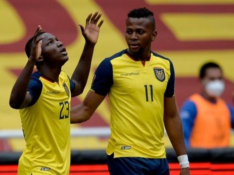 """Inglaterra, a los pies de Moisés Caicedo: """"Es uno de los más prometedores de Sudamérica"""""""
