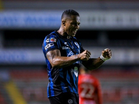 Se revela cuál sería el futuro de Antonio Valencia si no renueva con Querétaro