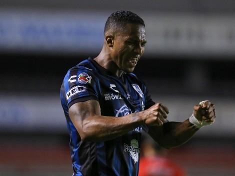 Antonio Valencia aconseja a campeón del mundo que fiche por Querétaro
