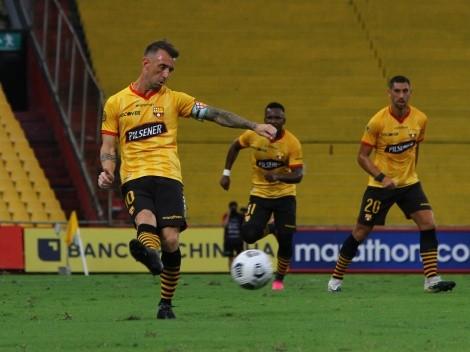 (VIDEO) Lujo en el Maracaná: Damián Díaz también sacó un caño vs. Fluminense