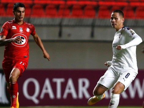 Desde Brasil revelan la millonaria cifra que pretende Liga de Quito por Jordy Alcívar