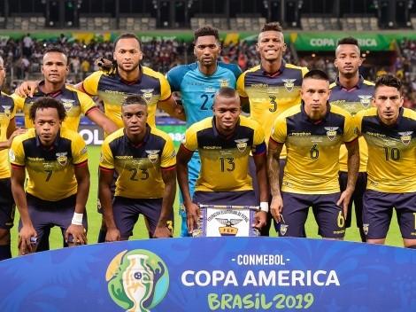 Los partidos de Ecuador en Copa América podrán verse de dos formas