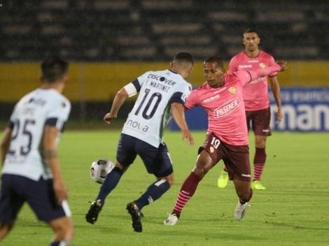 Barcelona SC tropieza ante U. Católica en Quito