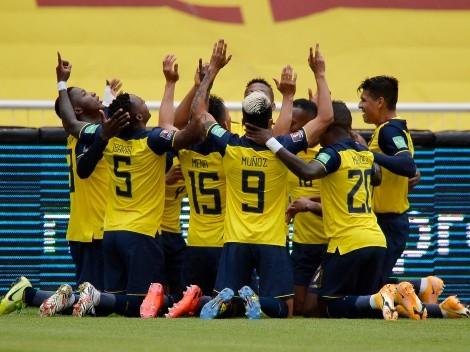 Sorpresa total: Moisés Caicedo no viajó a Brasil para el partido de Eliminatorias