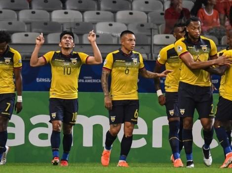 ¿Cuántos goles tiene acumulado la Selección de Ecuador en Copa América?