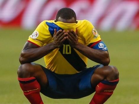 ¿Cuáles fueron las mayores goleadas que recibió la selección de Ecuador en la Copa América?