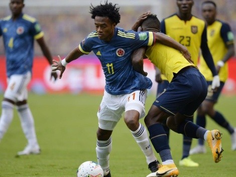 Colombia, primer rival de Ecuador, anunció su lista de convocados para la Copa América