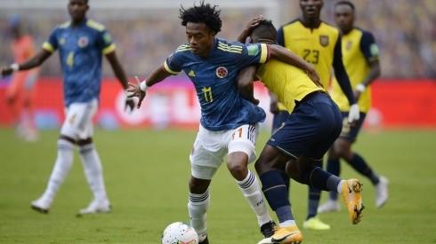 'La Tri' ya venció a Colombia en las Eliminatorias. Foto: Getty Images