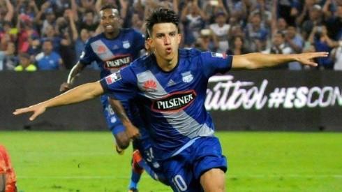 Fernando Gaibor ganó 4 campeonatos en Emelec. Foto: El Comercio