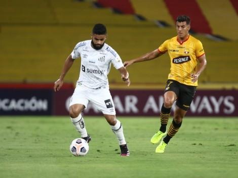 Vélez recibió la mejor noticia para enfrentar a Barcelona SC en la Copa Libertadores