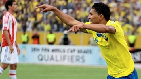 Jefferson Montero fue un titular fijo en 'La Tri' de varios entrenadores. Foto: Eliminatorias Sudamericanas