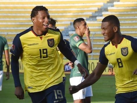 Carlos Gruezo revela las aspiraciones de Ecuador en la Copa América