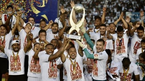 El vigente campeón de este torneo es Liga de Quito. Foto: API