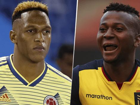 Colombia vs. Ecuador por la Copa América Brasil 2021: cómo, cuándo y dónde ver el partido