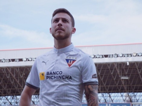 Juega en LigaPro: Liga de Quito ya tiene visto el reemplazo por si no renuevan a Piovi