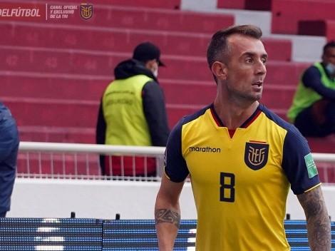 """Jorge Célico: """"Lo de Damián Díaz se genera porque viene de un club como Barcelona SC"""""""