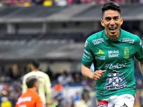 Ángel Mena: Esto pide para renovar con el León de México