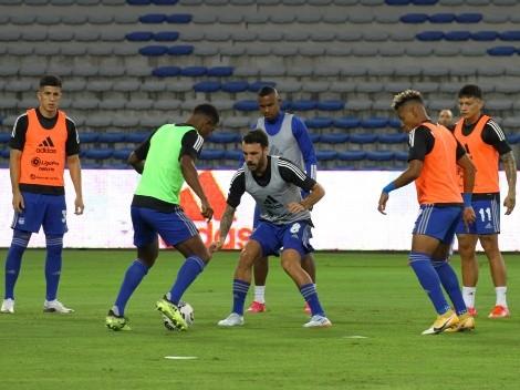 Uno de los extranjeros de Emelec podría dejar el equipo y ser transferido al exterior