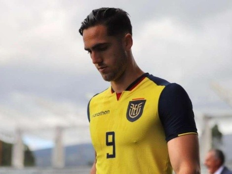 Oficial: Leonardo Campana fue presentado en su nuevo club