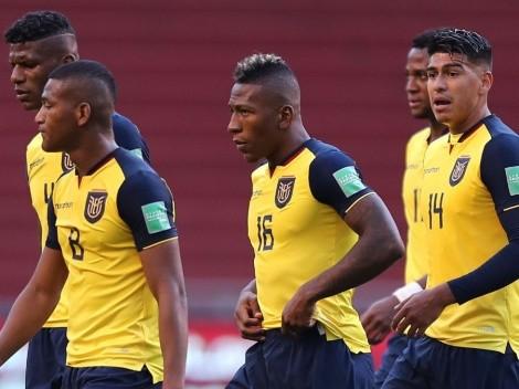 Muy cuesta arriba: Ecuador tiene una baja sensible para enfrentar a Brasil