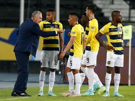 Ecuador tiene dos bajas sensibles para 4tos de Copa América