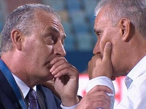 "Desde Argentina siguen las críticas a Alfaro por sus palabras a Tite: ""Me dio asco"""