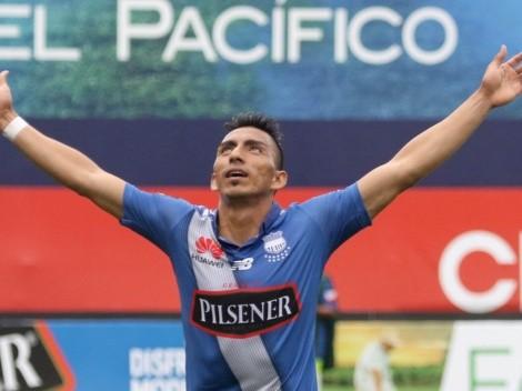 (VIDEO) Vieja víctima: Ángel Mena ya le había marcado goles a Allison Becker
