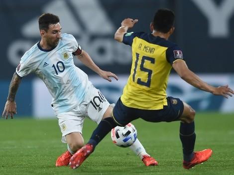 La reserva: Este seleccionado le pedirá la camiseta a Messi