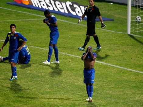 (VIDEO) Larga racha: Ecuador llevaba 10 años sin marcarle un gol a Brasil