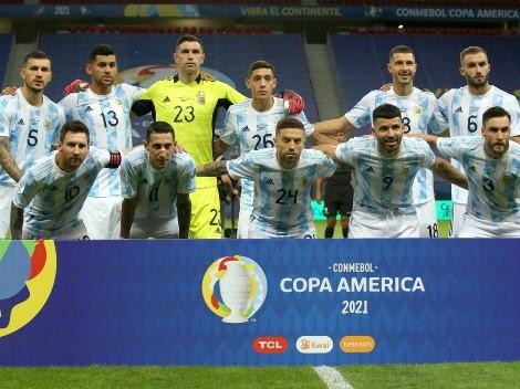 La Selección Argentina tiene en duda a un titular para enfrentar a la 'Tri'