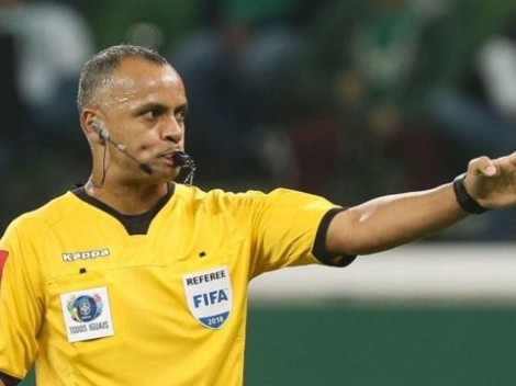 Wilton Sampaio: Las polémicas del árbitro que pitará el Ecuador vs. Argentina
