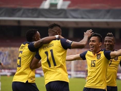 Contra estos rivales: Ecuador disputaría tres fechas de Eliminatorias en septiembre