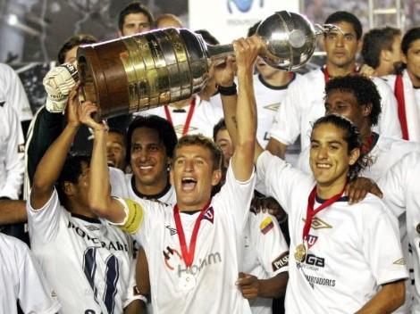 Campeón de Liga de Quito formará parte del cuerpo técnico