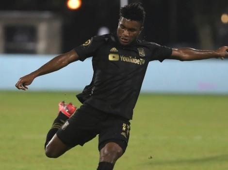 Atento Alfaro: Nuevo gol de Cifuentes en la MLS