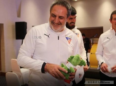 Pablo Marini habló de reforzar a Liga de Quito