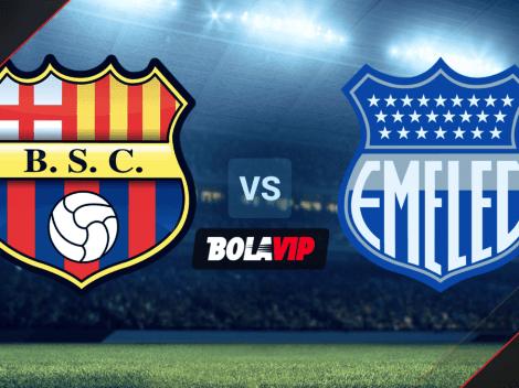 Qué canal transmite Barcelona SC vs. Emelec por la LigaPro