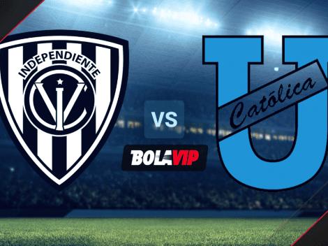 Qué canal transmite Independiente del Valle vs. Universidad Católica por la LigaPro