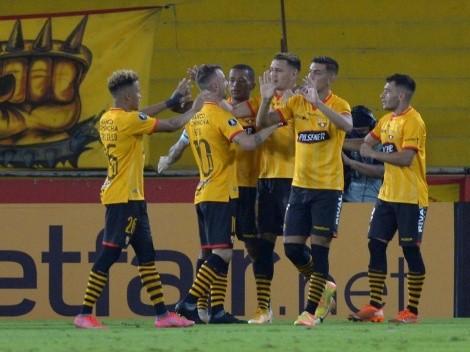El once de Barcelona SC para meterse en semis de Libertadores
