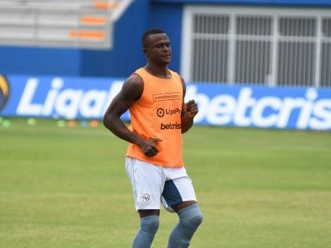 Se decidió el futuro de José Angulo tras el interés de Liga de Quito