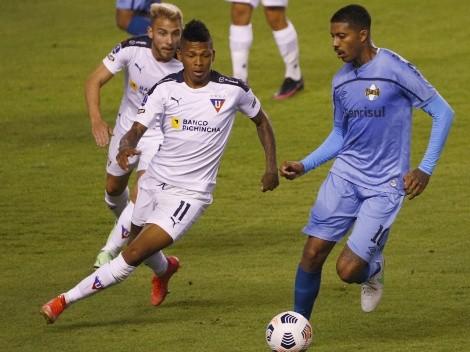 Se conoció el nombre del jugador extranjero que quiere Pablo Marini para Liga de Quito