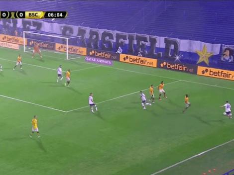 (VIDEO) Así fue el gol con el que Barcelona SC perdió frente a Vélez en Copa Libertadores