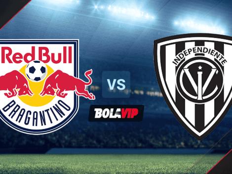 Red Bull Bragantino vs. Independiente del Valle: a qué hora juegan HOY por la Copa Sudamericana 2021