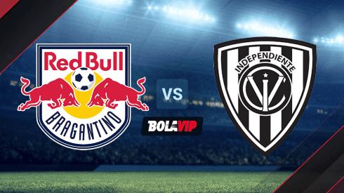 Red Bull Bragantino vs. Independiente del Valle por octavos de Copa Sudamericana