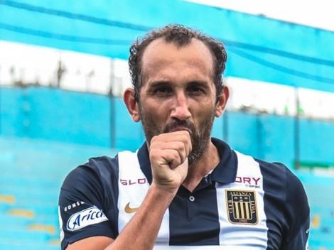 ¿Para que vea Liga?: Triple asistencia de Hernán Barcos en Perú