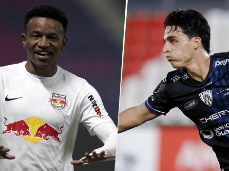 Red Bull Bragantino vs. Independiente del Valle HOY EN VIVO por la Copa Sudamericana