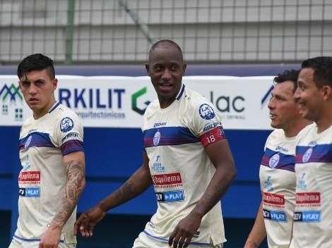 Jaime Ayoví tiene nuevo equipo para el segundo semestre