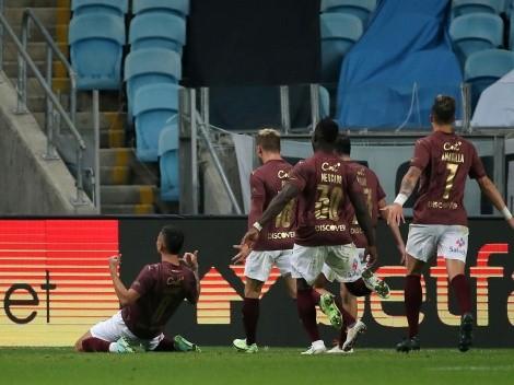 Liga de Quito venció a Gremio y clasificó a los cuartos de final de la Copa Sudamericana